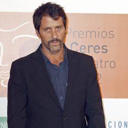 Juan Pablo Shuk en los Premios Ceres 2012