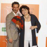 Ernesto Alterio y Charo López en los Premios Ceres 2012