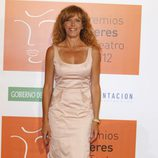 Carmen Conesa en los Premios Ceres 2012