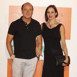 Roberto Álvarez y Natalia Millán en los Premios Ceres 2012
