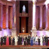 El jurado y los galardonados en los Premios Ceres 2012
