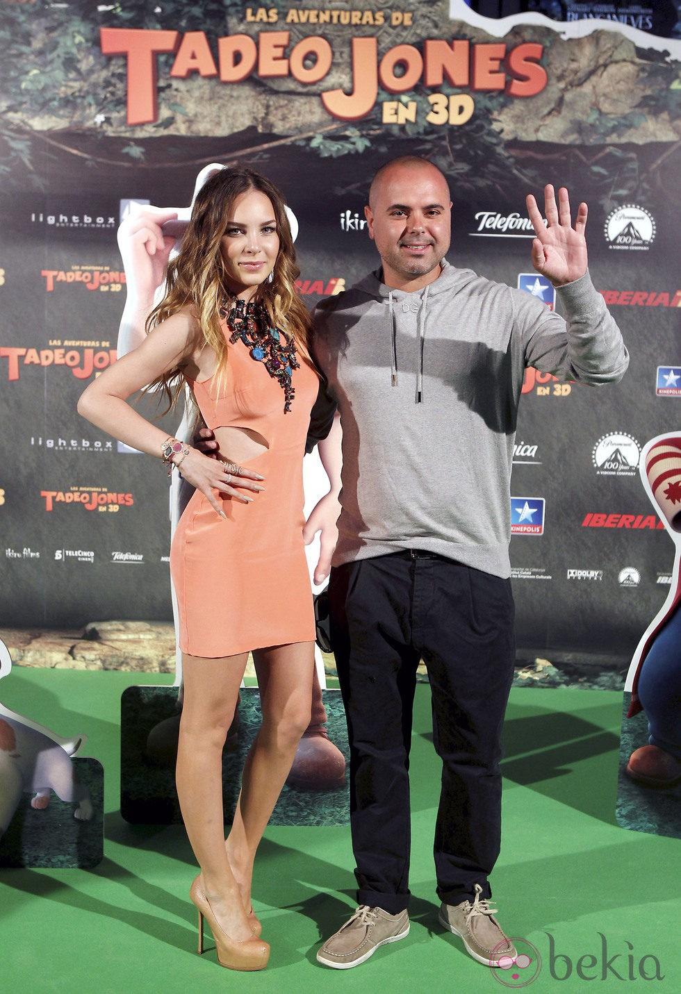 ¿Cuánto mide Juan Magán? 26982_magan-belinda-estreno-aventuras-tadeo