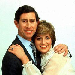 Los Príncipes Carlos y Diana de Gales en 1981