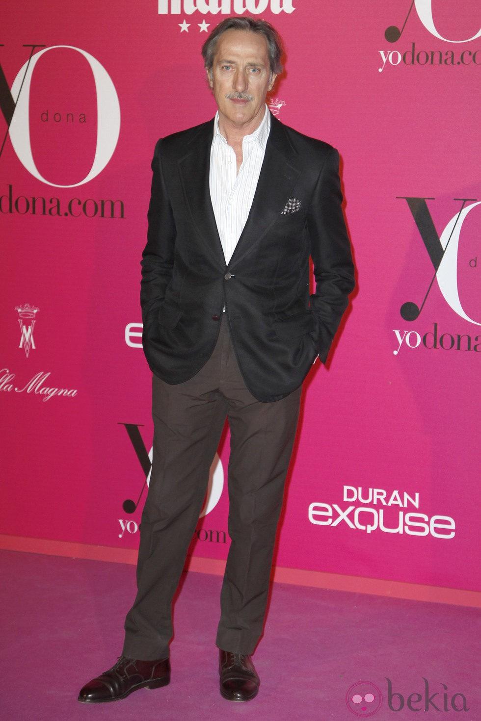 Roberto Torretta en la fiesta Yo Dona de la Fashion Week Madrid