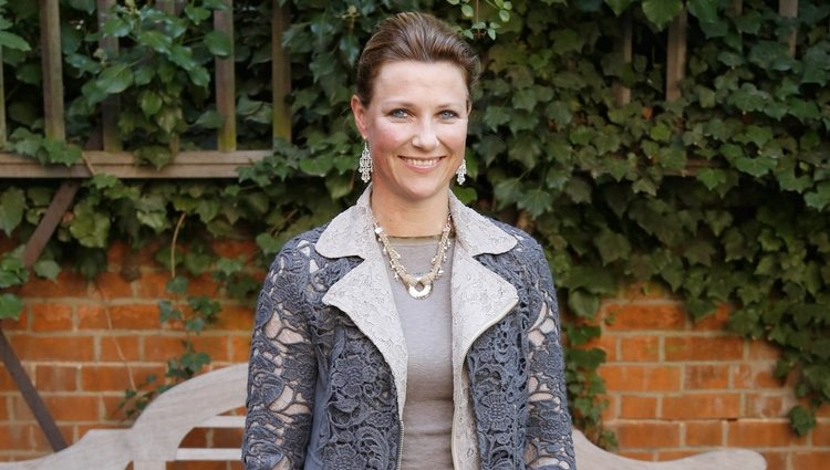 La Princesa Marta Luisa de Noruega