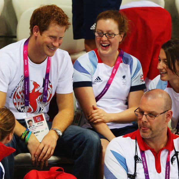 La realeza en Londres 2012