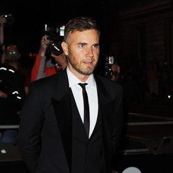 Gary Barlow en los Premios GQ Hombres del Año 2012 en Londres