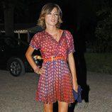 Sandra Barneda en el 47 cumpleaños de Terelu Campos
