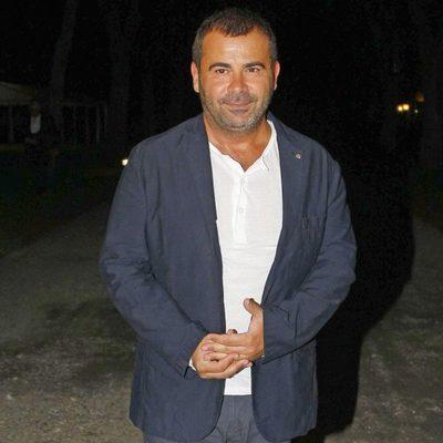 Jorge Javier Vázquez en el 47 cumpleaños de Terelu Campos
