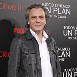 José Coronado en el estreno de 'Todos tenemos un plan'