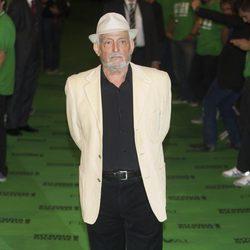 Pepe Sancho en el estreno de 'Imperium' en el FesTVal de Vitoria 2012