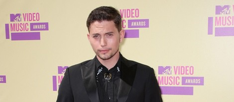 Jackson Rathbone en los MTV Video Music Awards 2012