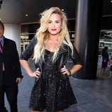 Demi Lovato en los MTV Video Music Awards 2012