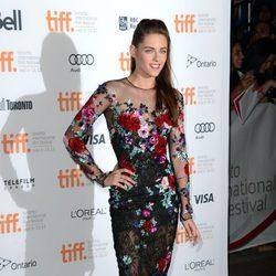 Kristen Stewart en la première de 'On the Road' en el Festival de Cine de Toronto