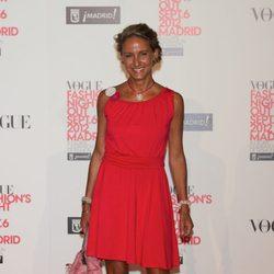 Carla Royo Villanova en la Madrid Fashion's Night Out 2012