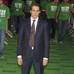 Martín Rivas en la presentación de 'El Don de Alba' en el FesTVal de Vitoria 2012