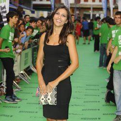 Ana Pastor en la ceremonia de clausura del FesTVal de Vitoria 2012