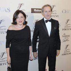 Roberto Torretta en la celebración del 15 aniversario de Fortuny