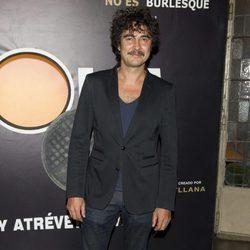 José Manuel Seda en el estreno de la nueva temporada de 'The Hole'