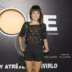 Eva Amaral en el estreno de la nueva temporada de 'The Hole'