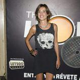Sandra Barneda en el estreno de la nueva temporada de 'The Hole'