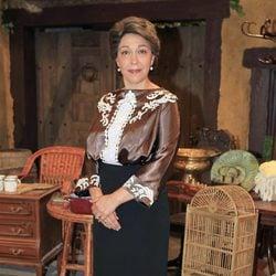 María Bouzas celebra los 400 capítulos de 'El secreto de Puente Viejo'
