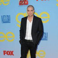 Mark Salling presenta la cuarta temporada de 'Glee'