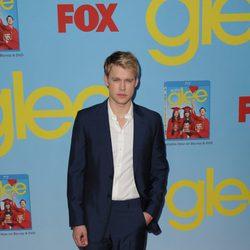 Chord Overstreet presenta la cuarta temporada de 'Glee'