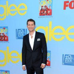 Matthew Morrison presenta la cuarta temporada de 'Glee'