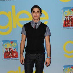 Darren Criss presenta la cuarta temporada de 'Glee'