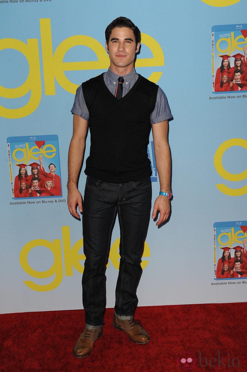 Darren Criss presenta la cuarta temporada de \'Glee\' - Presentación ...
