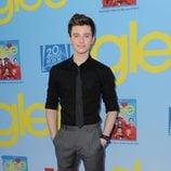 Chris Colfer presenta la cuarta temporada de 'Glee'