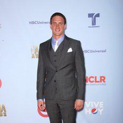 Ryan Lochte en los Premios Alma 2012
