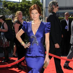 Lake Bell en los Emmy Creativos 2012