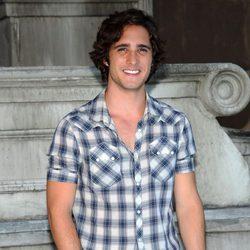 Diego Boneta en los premios Power Of Youth 2012