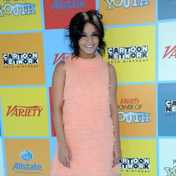 Famosos en los premios Power Of Youth 2012