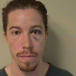 Shaun White detenido por escándalo público y vandalismo