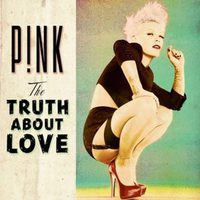 Portada del disco 'The Truth About Love' de Pink