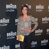 Sandra Barneda en el concierto de Macaco en Madrid