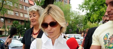 Eugenia Martínez de Irujo tras el juicio por la custodia de su hija Cayetana