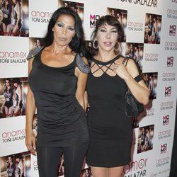 Toñi Salazar y Anamor presentan su canción 'Tango de pasión'