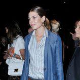 Carlota Casiraghi en el desfile primavera/verano 2013 de Gucci en la Milan Fashion Week