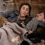 Cameo de Paz Padilla en 'La que se avecina' con José Luis Gil