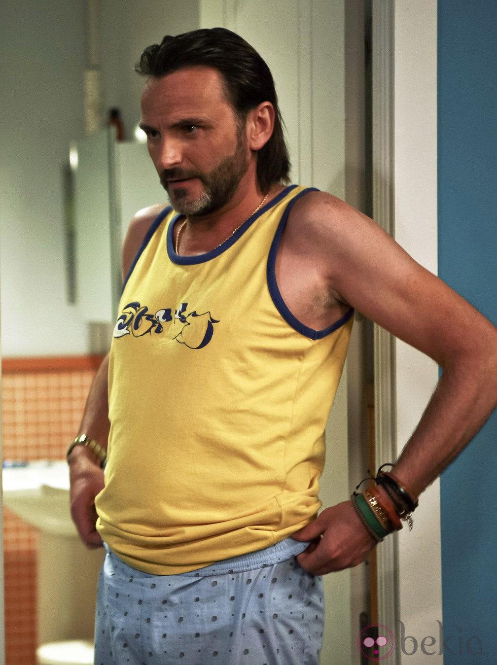 Fernando Tejero en 'La que se avecina' como Fermín Trujillo