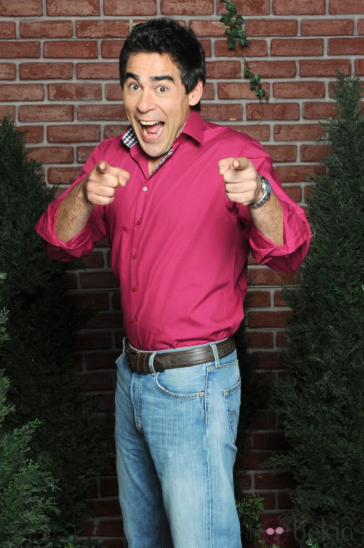 Pablo Chiapella, actor de 'La que se avecina'