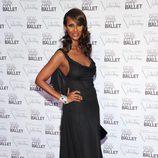 Iman en la Gala de Otoño del Ballet de Nueva York 2012