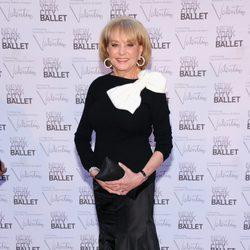 Barbara Walters en la Gala de Otoño del Ballet de Nueva York 2012