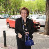 La presentadora Carmen Sevilla