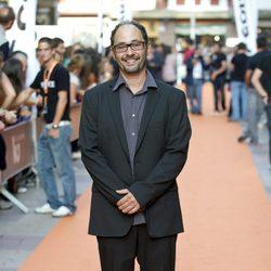 Jordi Sánchez en la gala de apertura del Festival de Vitoria 2011