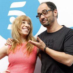 Jordi Sánchez y Nathalie Seseña , de 'La que se avecina'